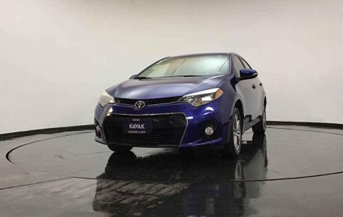 Coche impecable Toyota Corolla con precio asequible