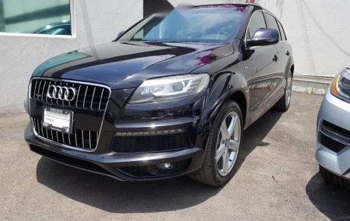 Un excelente Audi Q7 2012 está en la venta