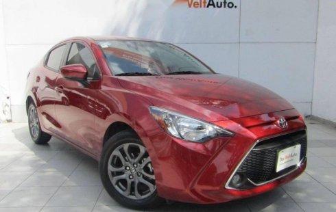 Se vende un Toyota Yaris 2019 por cuestiones económicas