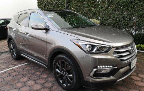 Quiero vender inmediatamente mi auto Hyundai Santa Fe 2017