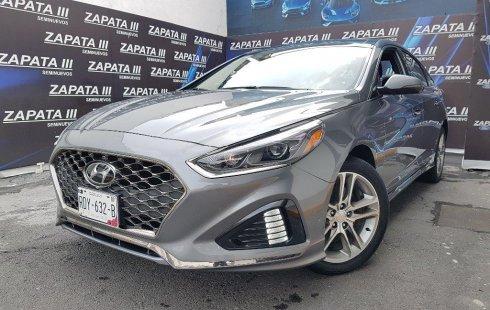 Quiero vender urgentemente mi auto Hyundai Sonata 2018 muy bien estado