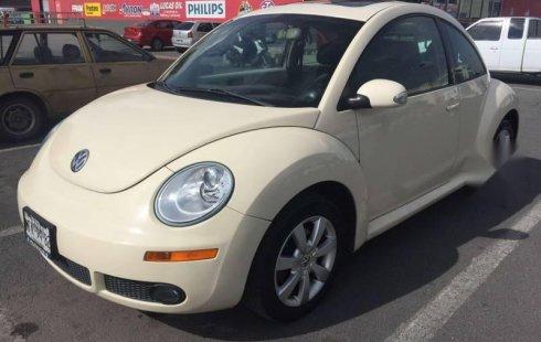 No te pierdas un excelente Volkswagen Beetle 2010 Automático en Texcoco