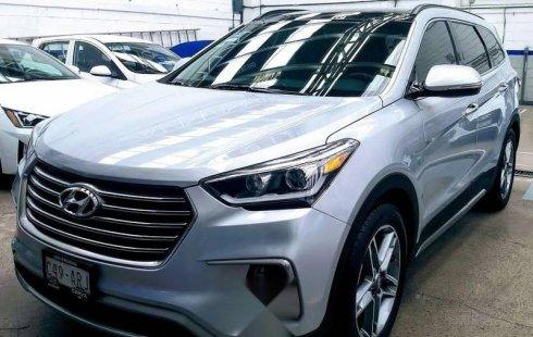 Se vende urgemente Hyundai Santa Fe 2018 Automático en Benito Juárez