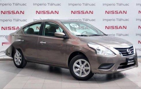 Nissan Versa 2019 usado