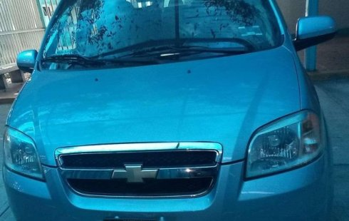 Chevrolet Aveo impecable en Iztapalapa