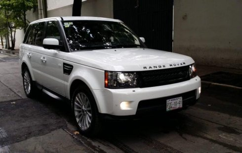 Se vende un Land Rover Range Rover Sport 2013 por cuestiones económicas