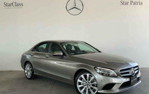 Mercedes-Benz Clase C impecable en Zapopan