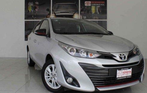 Toyota Yaris precio muy asequible