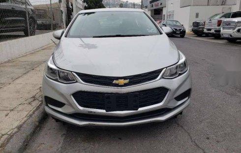 Chevrolet Cruze impecable en Monterrey más barato imposible