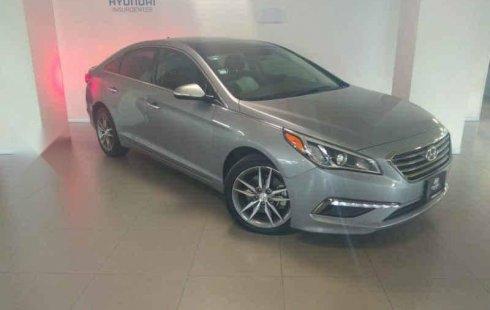 Llámame inmediatamente para poseer excelente un Hyundai Sonata 2016 Automático