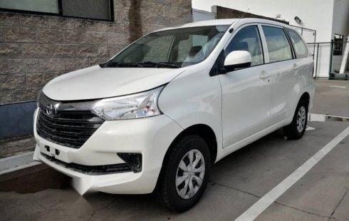 Toyota Avanza 2018 barato