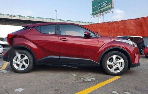 Toyota CH-R impecable en Tlalnepantla de Baz más barato imposible