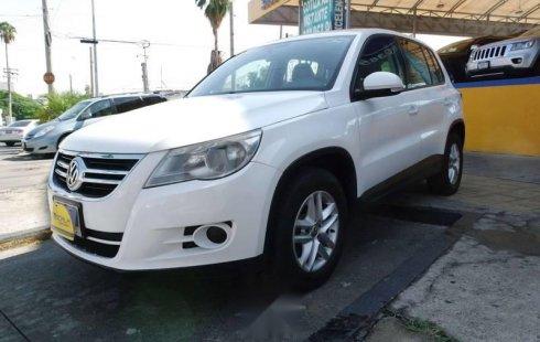 Tengo que vender mi querido Volkswagen Tiguan 2011