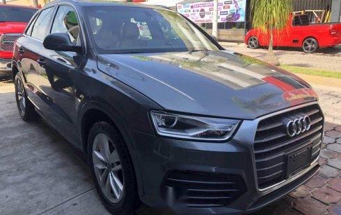 Carro Audi Q3 2017 en buen estadode único propietario en excelente estado