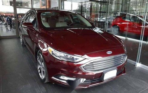 Ford Fusion impecable en Iztacalco