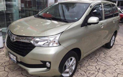 En venta carro Toyota Avanza 2018 en excelente estado