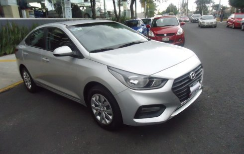 Hyundai Accent impecable en Gustavo A. Madero