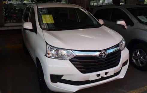 Quiero vender inmediatamente mi auto Toyota Avanza 2019