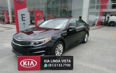 Quiero vender inmediatamente mi auto Kia Optima 2018 muy bien cuidado