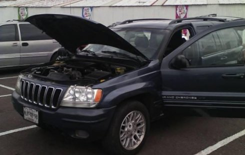 Jeep Grand Cherokee 2003 impecable