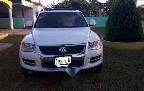 Volkswagen Touareg impecable en Jalpa de Méndez más barato imposible
