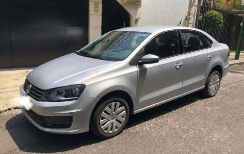 Quiero vender inmediatamente mi auto Volkswagen Vento 2017