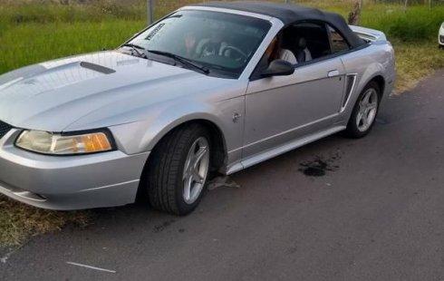 Quiero vender un Ford Mustang usado