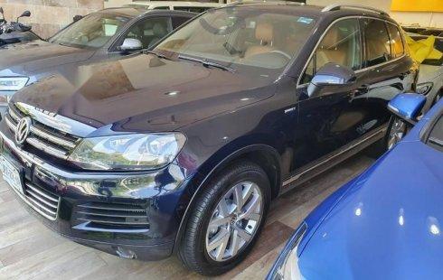 Volkswagen Touareg precio muy asequible