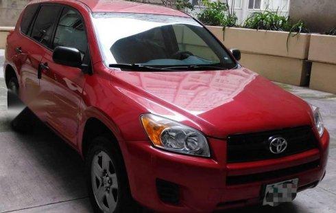 Auto usado Toyota RAV4 2010 a un precio increíblemente barato
