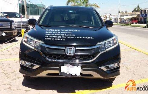 Equipada CR-V EXL 2015 Puebla