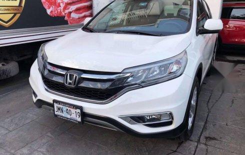 Un carro Honda CR-V 2016 en Zapopan