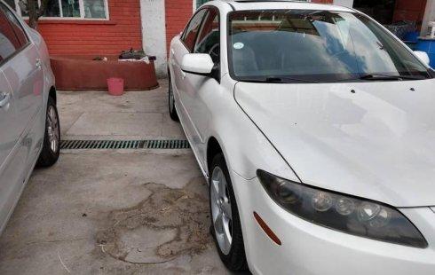 No te pierdas un excelente Mazda 6 2007 Automático en Tlalpan