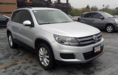 Coche impecable Volkswagen Tiguan con precio asequible