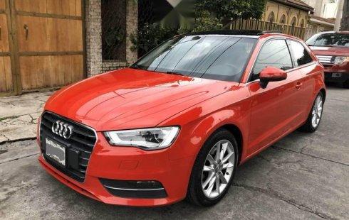 Pongo a la venta un Audi A3 en excelente condicción