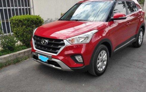 Quiero vender inmediatamente mi auto Hyundai Creta 2018