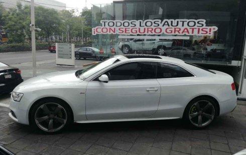 Quiero vender urgentemente mi auto Audi A5 2013 muy bien estado