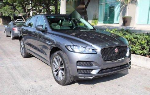 Pongo a la venta un Jaguar F-PACE en excelente condicción
