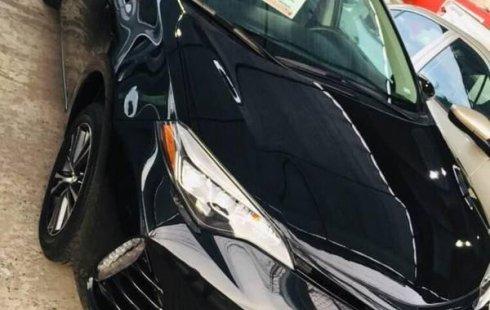 Quiero vender urgentemente mi auto Toyota Corolla 2017 muy bien estado