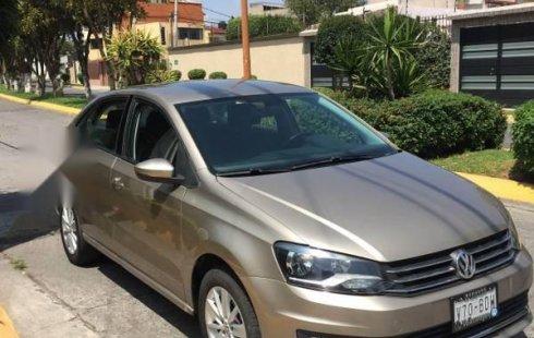 Un Volkswagen Vento 2017 impecable te está esperando