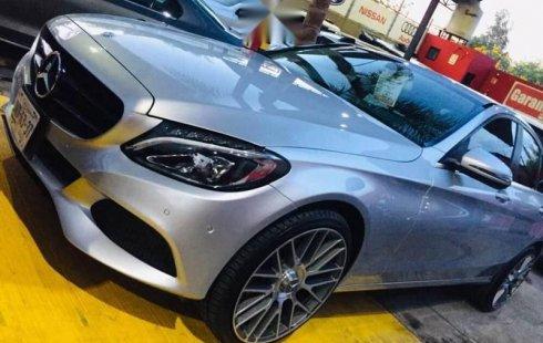 Quiero vender cuanto antes posible un Mercedes-Benz Clase C 2017