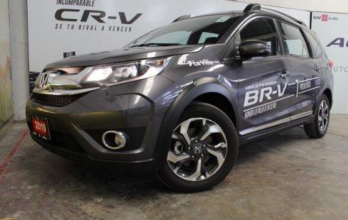Coche impecable Honda BR-V con precio asequible