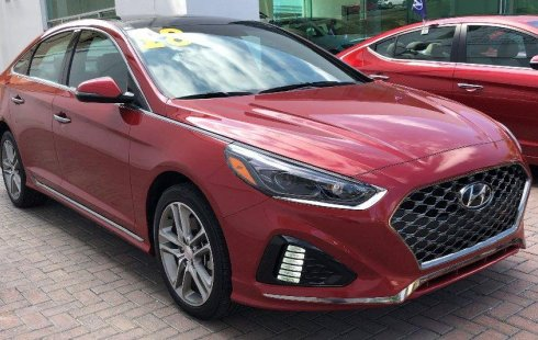 Coche impecable Hyundai Sonata con precio asequible