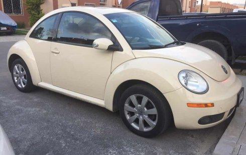 Volkswagen Beetle precio muy asequible