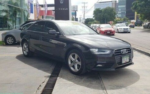 Vendo un Audi A4 impecable