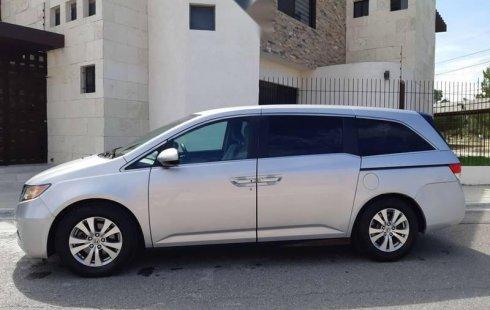 Honda Odyssey impecable en Saltillo