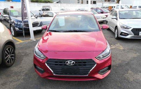 En venta un Hyundai Accent 2018 Automático en excelente condición