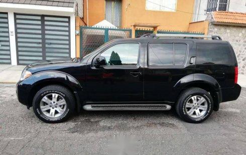 En venta un Nissan Pathfinder 2012 Automático en excelente condición