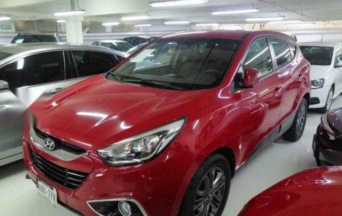 Quiero vender inmediatamente mi auto Hyundai ix35 2015 muy bien cuidado