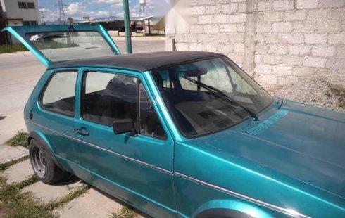 Un excelente Volkswagen Caribe 1984 está en la venta