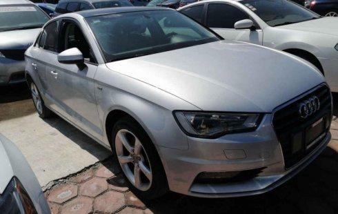 En venta un Audi A3 2014 Automático en excelente condición